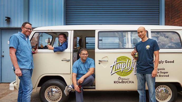 The Kiwi company fizzing about fermentation