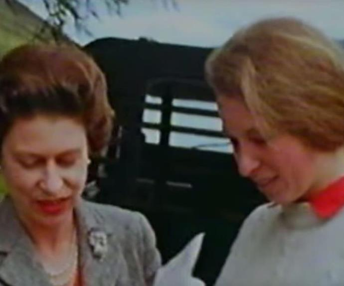 """Not a fan: Princess Anne later revealed she """"never liked the idea"""" of the reality show but she participated in it regardless."""