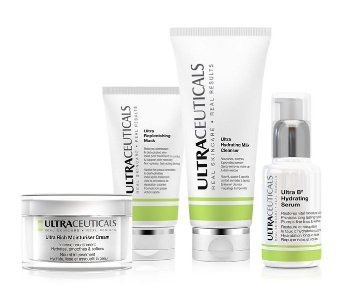 Win an Ultraceuticals Winter Skin Hydration kit