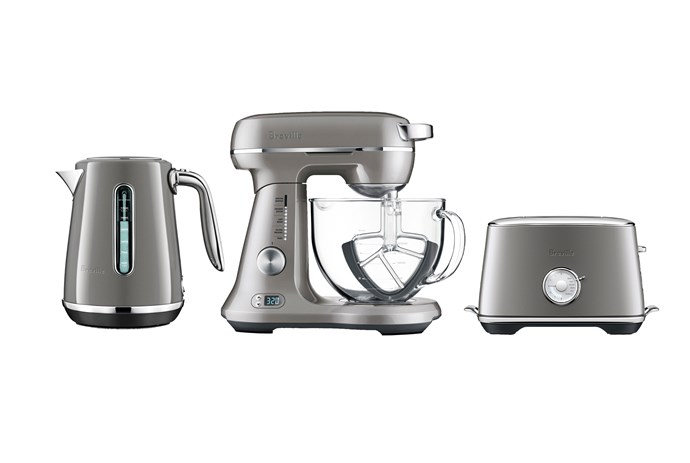 Win one of two Breville kitchen appliance sets