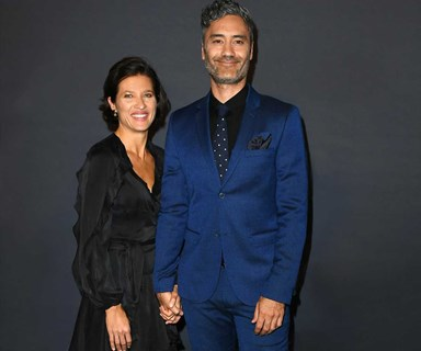 Chelsea Winstanley opens up about her childhood sexual abuse and how husband Taika Waititi helped her to heal