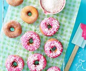 How to make The Australian Women's Weekly Barbie finger bun doughnuts