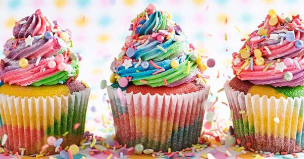 the australian women s weekly barbie rainbow cupcakes recipe the