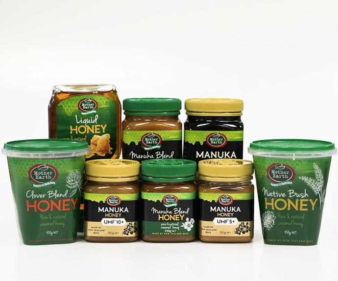 Win a Mother Earth Honey prize pack!