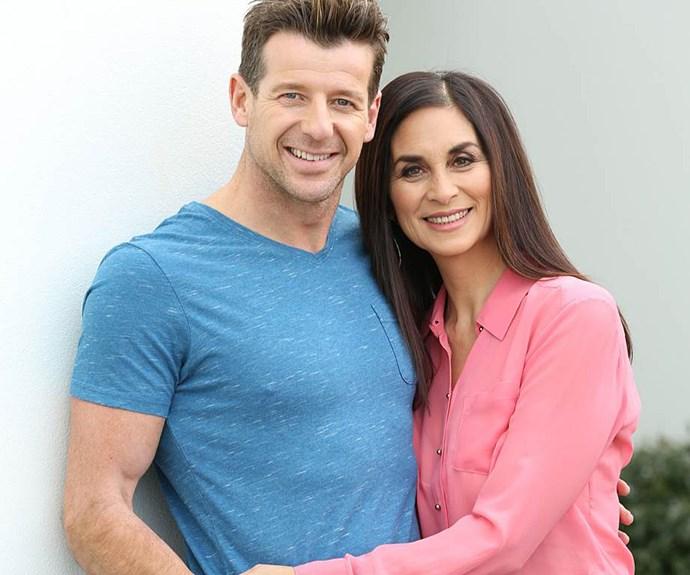 Simon Barnett's wife Jodi is 'responding well' to radiation treatment for brain tumor