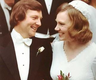 Concert pianist Rae de Lisle reveals the secret to 40 years of happy marriage