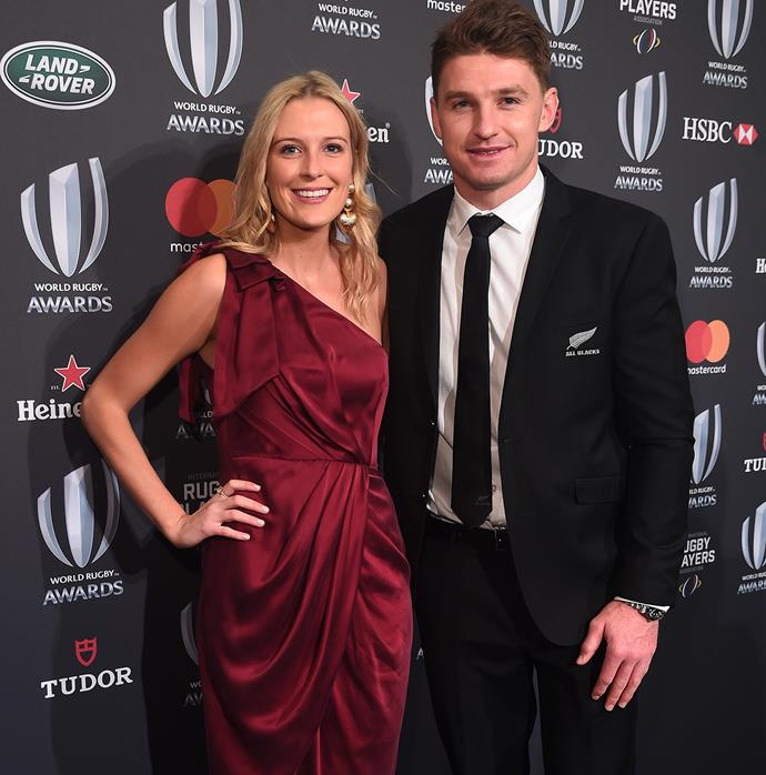 "[Beauden Barrett](https://www.nowtolove.co.nz/celebrity/celeb-news/all-black-pinup-beauden-barrett-as-youve-never-seen-him-before-1-35299|target=""_blank"") and Hannah Laity are undoubtedly New Zealand rugby's power couple. Together since 2014, Beauden [popped the question to Hannah in Fiji](https://www.nowtolove.co.nz/celebrity/celeb-news/beauden-barrett-and-hannah-laity-engaged-35980