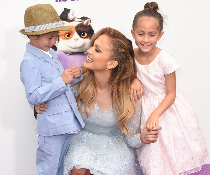 This is too cute! Jennifer Lopez's daughter dances to her mum's songs at her dance recital