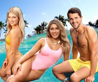 Heartbreak Island's Kristian, Kelsey and Weiting confess all