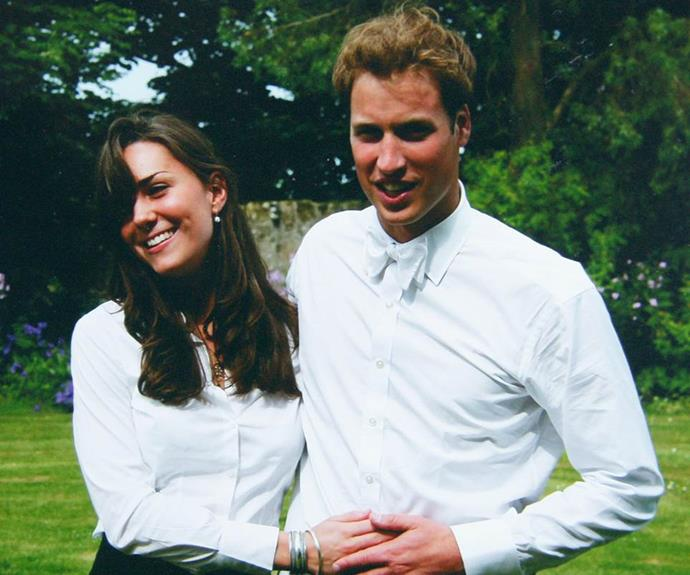 "It was at his university, St Andrew's, that William met his future bride, Catherine ""Kate"" Middleton."