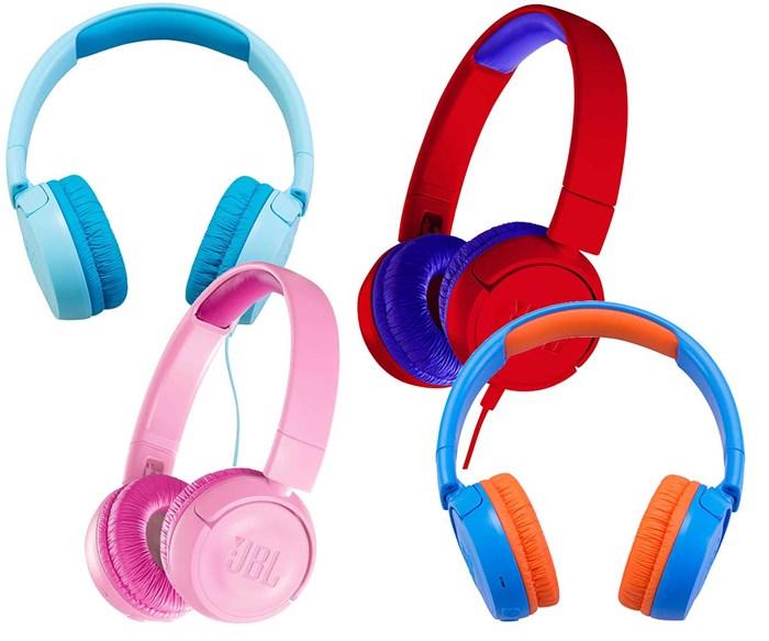 Win a pair of JBL JR300BT Kids Wireless On-ear Headphones