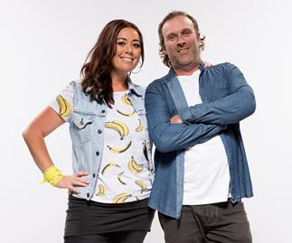 Meet The Block NZ 2018 contestants Amy and Stu