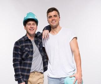 Meet The Block NZ 2018 contestants Ben and Tom