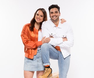 Meet The Block NZ 2018 contestants Claire and Agni