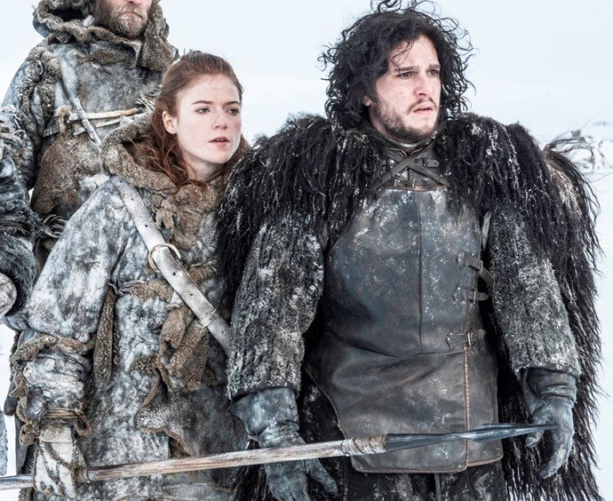 Kit and Rose met and fell on in love on the set of Game of Thrones.