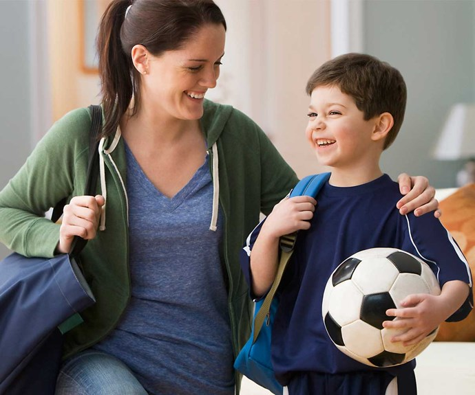 Why you can't be a bad sport on the sideline at your kids' games!