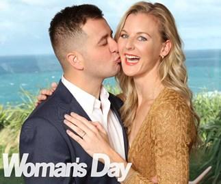 Silver Ferns captain Katrina Grant's idyllic Fijian proposal
