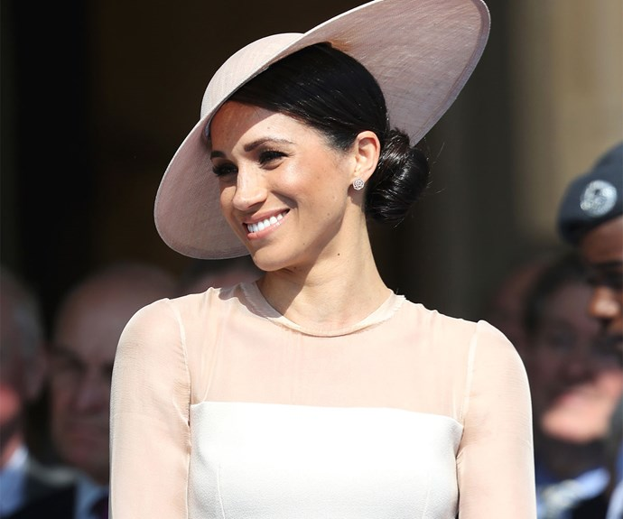 Meghan Markle has become the first royal to be nominated for this fashion award