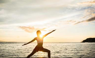 Gemma McCaw's tips on how to be mindful