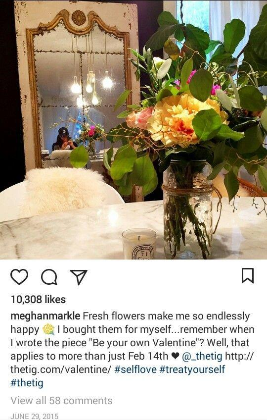 Remember when we got a sneaky look inside Meghan's house?