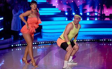 David Seymour's top five moments on Dancing With The Stars