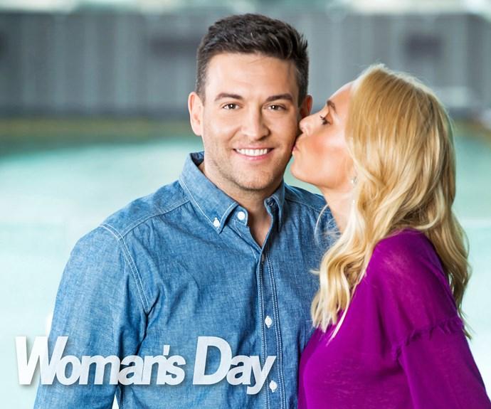 DWTS' judge Camilla Sacre-Dallerup introduces her soap star husband Kevin