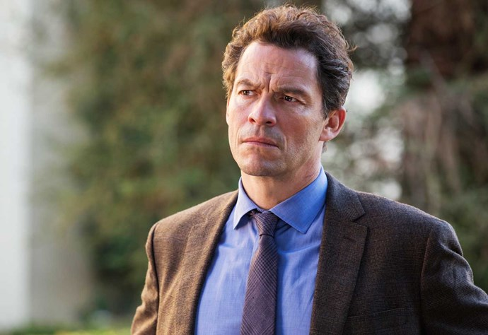 Dominic West stars as Noah.