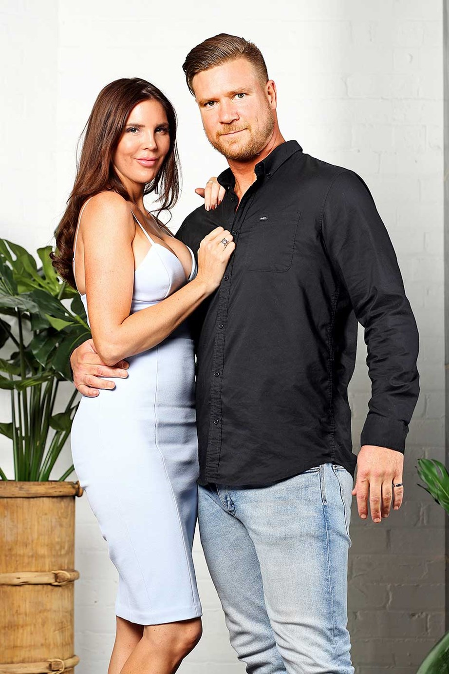 Tracey and her MAFS husband Dean Wells.