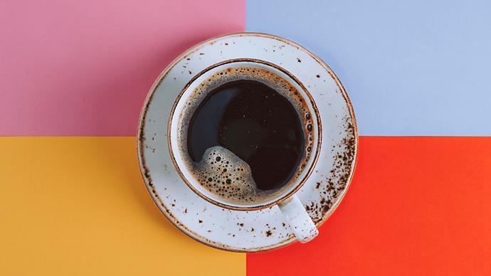 colour coffee