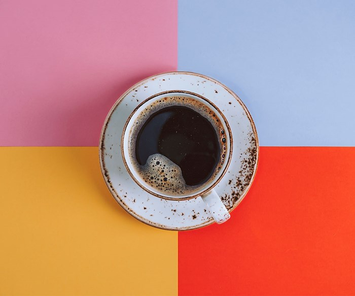 colour coffee