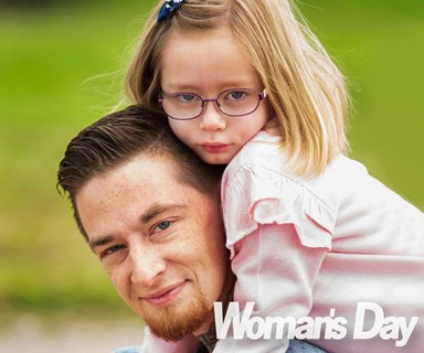 The Hamilton solo father and his 5-year-old daughter both facing the prospect of battling muscular dystrophy