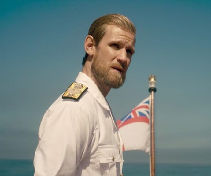 Matt Smith as Prince Philip in The Crown