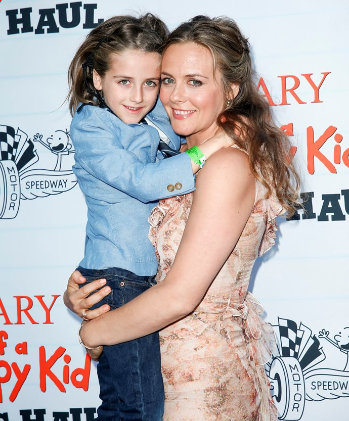 "**Alicia Silverstone feeds her son with her mouth.**  The actress posted a video of herself pre-chewing her son Bear's food and then feeding him mouth to mouth.  ""He literally crawls across the room to attack my mouth if I'm eating. This video was taken about a month or 2 ago when he was a bit wobbly. Now he is grabbing my mouth to get the food!"" she said."