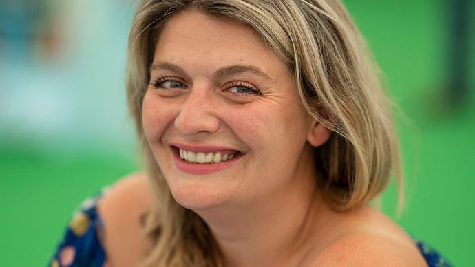 Body positive campaigner Bryony Gordon's refreshing take on what really makes a bikini-ready body