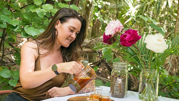 This Kiwi naturopath has turned her passion into a business by creating a tea range that supports your health and wellbeing