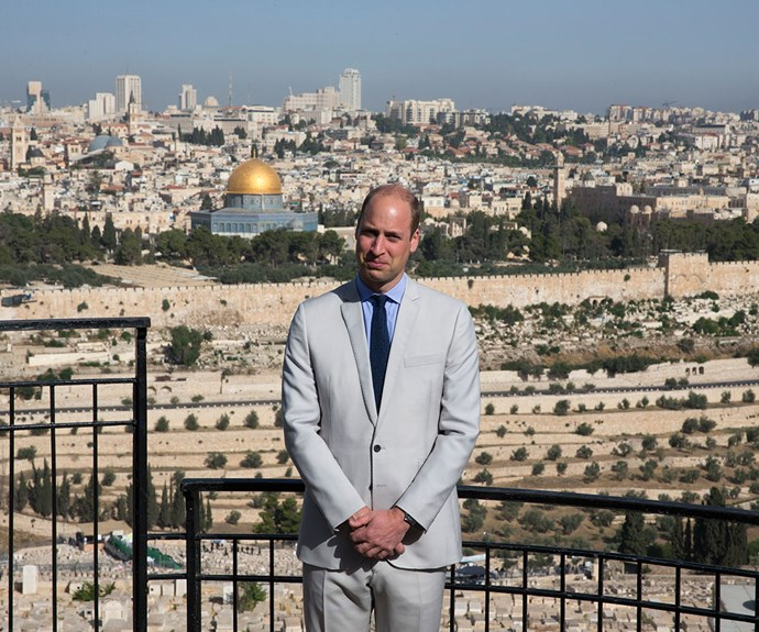 Why Prince William made a special pilgrimage to the grave of Prince Philip's late mother, Princess Alice of Battenburg