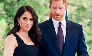 Meghan Markle shuts down pregnancy rumours in the best way possible