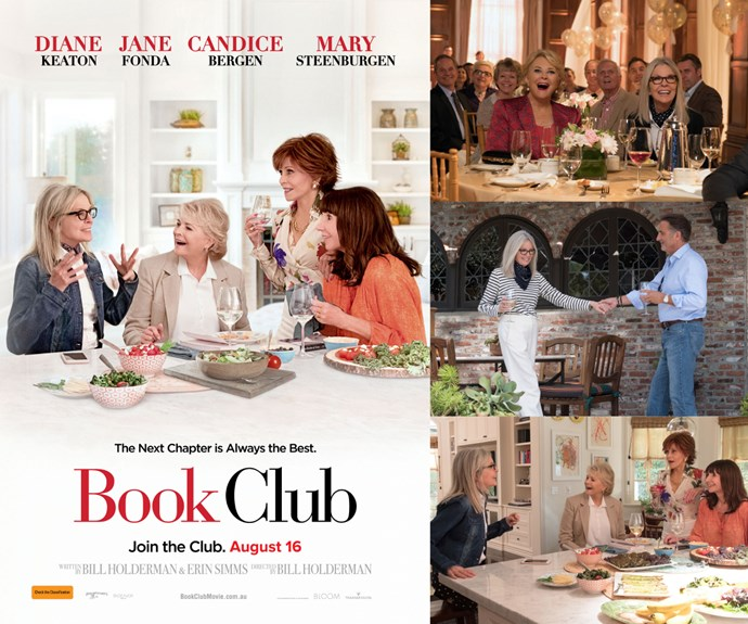 Be into win with your Book Club!
