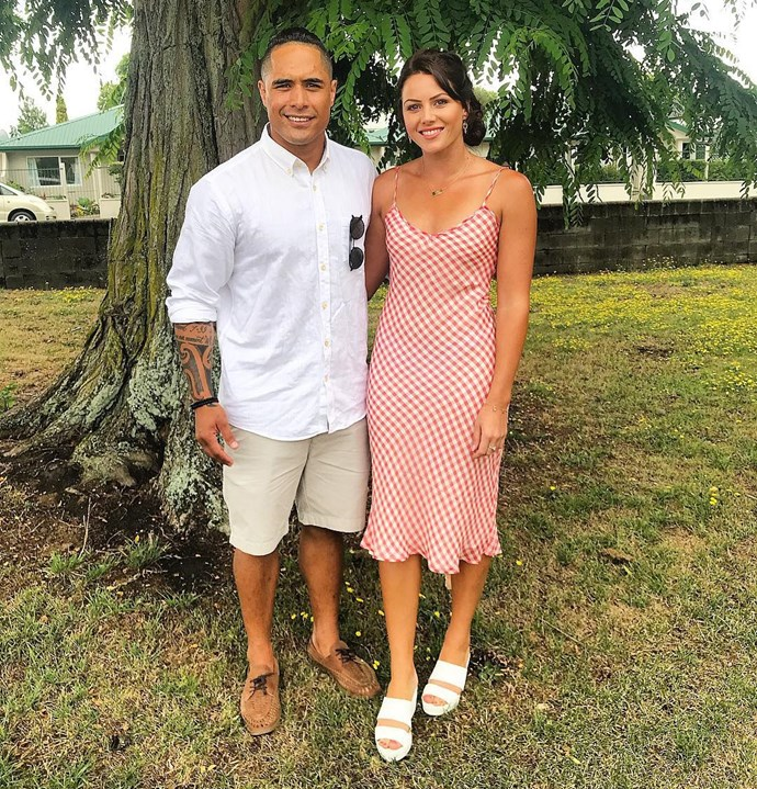 """Teagan Voykovich is the partner of controversial All Black Aaron Smith. The pair found their relationship under the spotlight in 2017 when [Smith was caught in a tryst](https://www.nzherald.co.nz/sport/news/article.cfm?c_id=4&objectid=11724735
