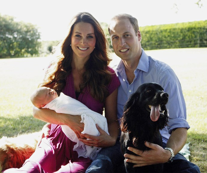 What a gorgeous family!