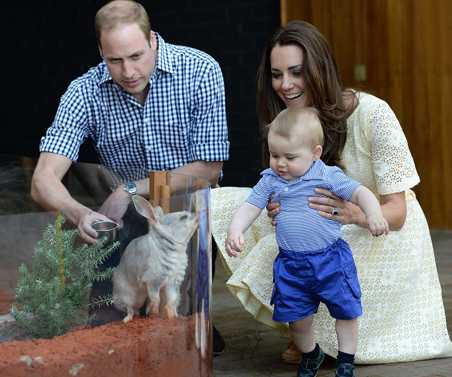 William and Kate have tried to give George a normal upbringing.