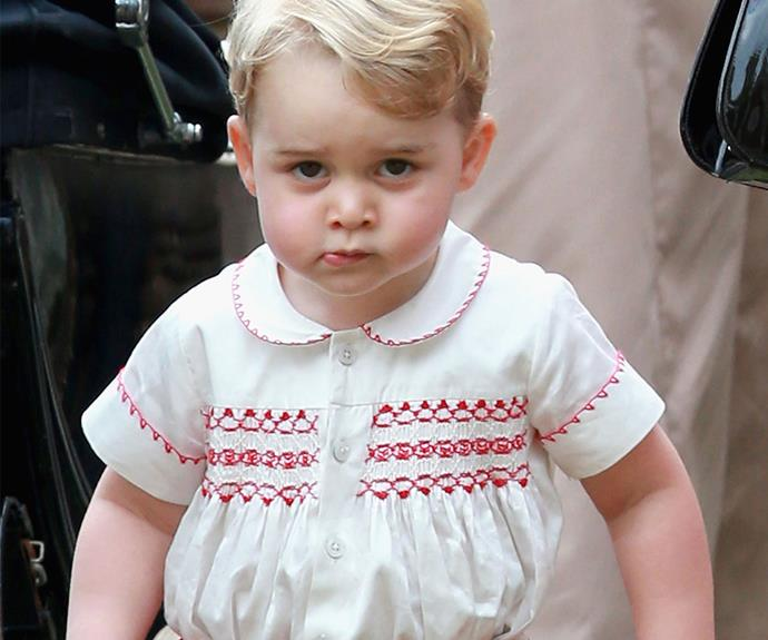 "Dressed to impress at little sister [Charlotte's christening](https://www.nowtolove.co.nz/celebrity/royals/princess-charlottes-christening-inside-the-big-day-23128|target=""_blank"")."