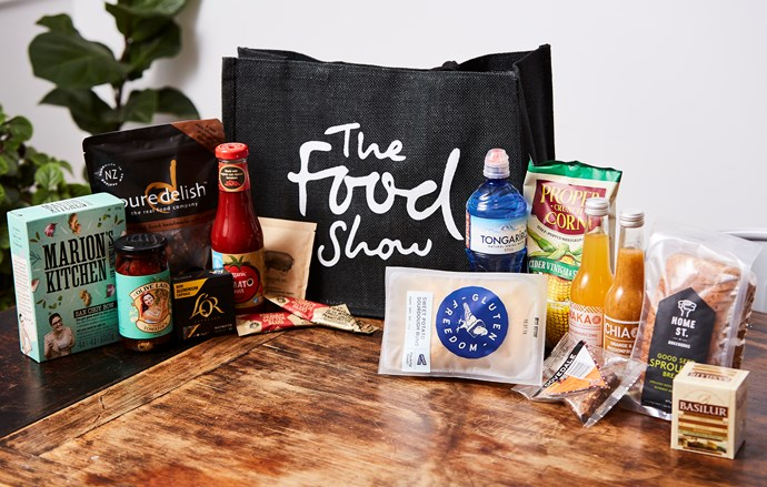 Win a $100 Food Show Hamper