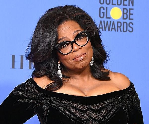 Oprah is a big fan!