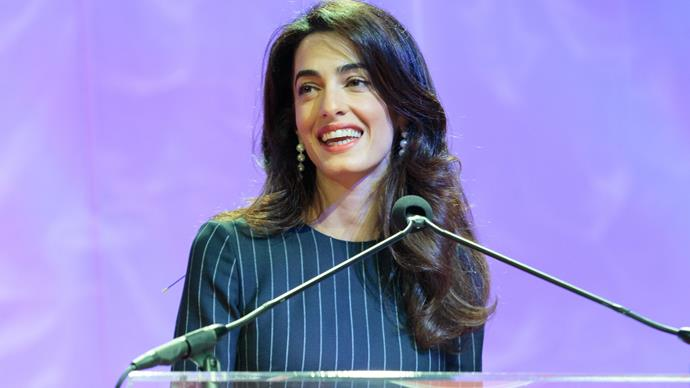 Amal Clooney's best moments - proving she is empowerment epitomised