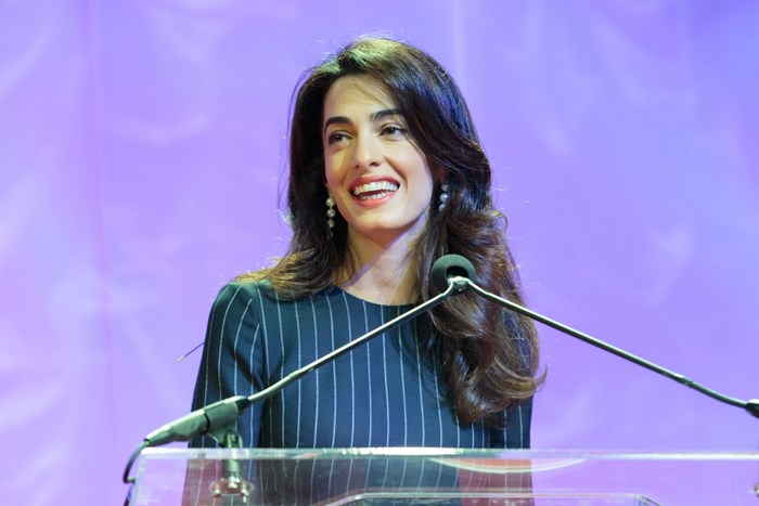 Amal Clooney's most empowering moments