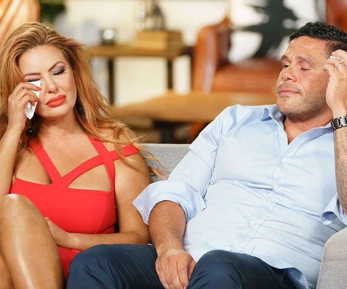 Married at First Sight Sarah Telv