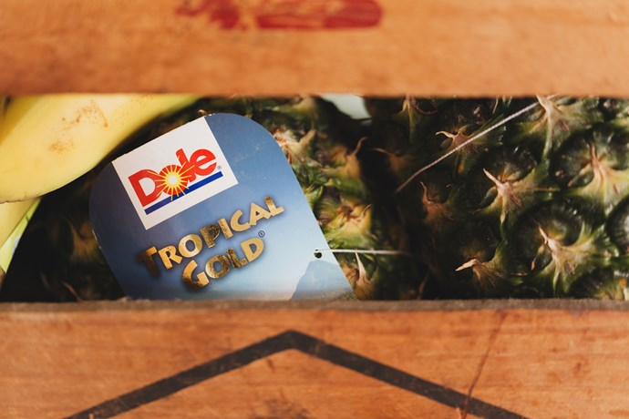 "Guests were treated to delicious food, including fresh Tropical Gold Pineapples & Bananas from [Dole](https://www.dolenz.co.nz/products/tropical-gold-pineapple|target=""_blank""