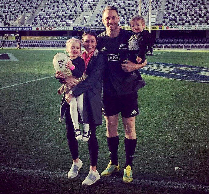 """Vice-captain Ben Smith has been married to his sweetheart [Katie Menzies since January 2015](https://www.nowtolove.co.nz/celebrity/celeb-news/ben-smiths-wedding-day-joy-3031