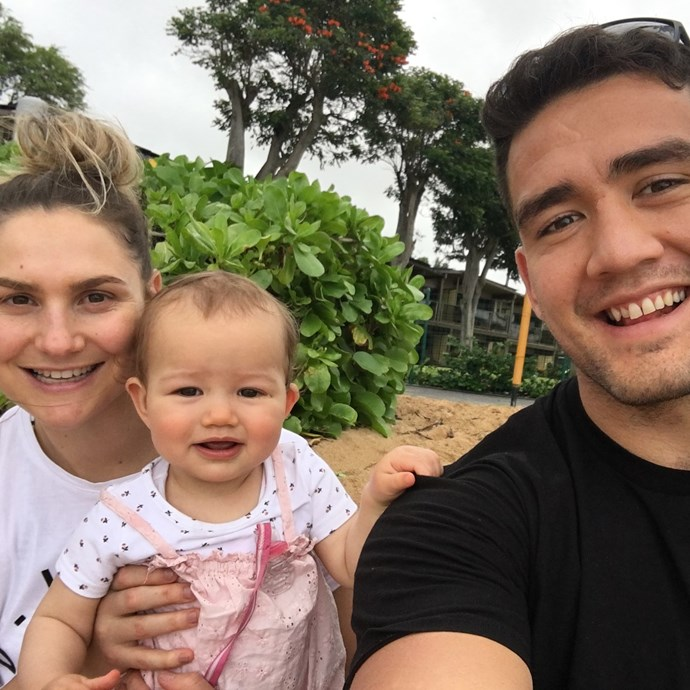 """Codie Taylor enjoys the loving support of his partner, 28-year-old Lucy Ryan. They have an adorable daughter together, Ayla-May. Codie has praised Lucy for her """"unconditional support"""" and has described her as an """"amazing mother."""""""